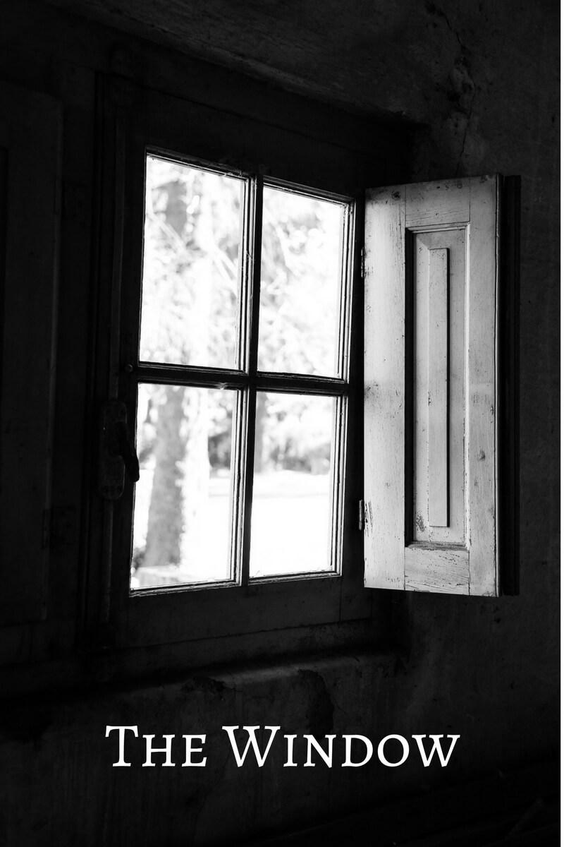 poem, poetry, window