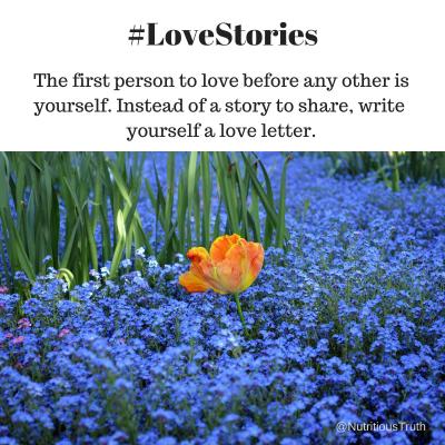 #LoveStories self