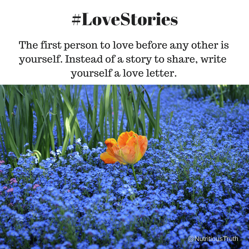 #LoveStories self