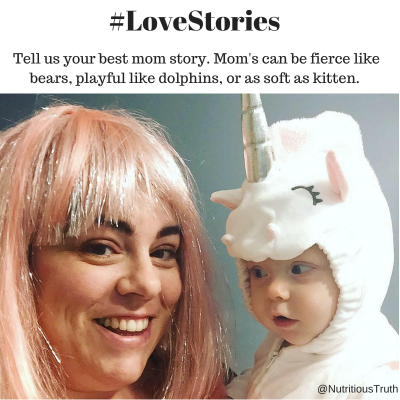 #Lovestories moms