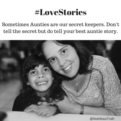 #LoveStories aunties