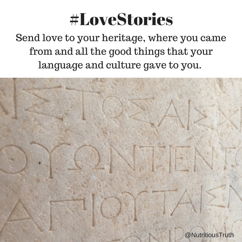 #LoveStories heritage
