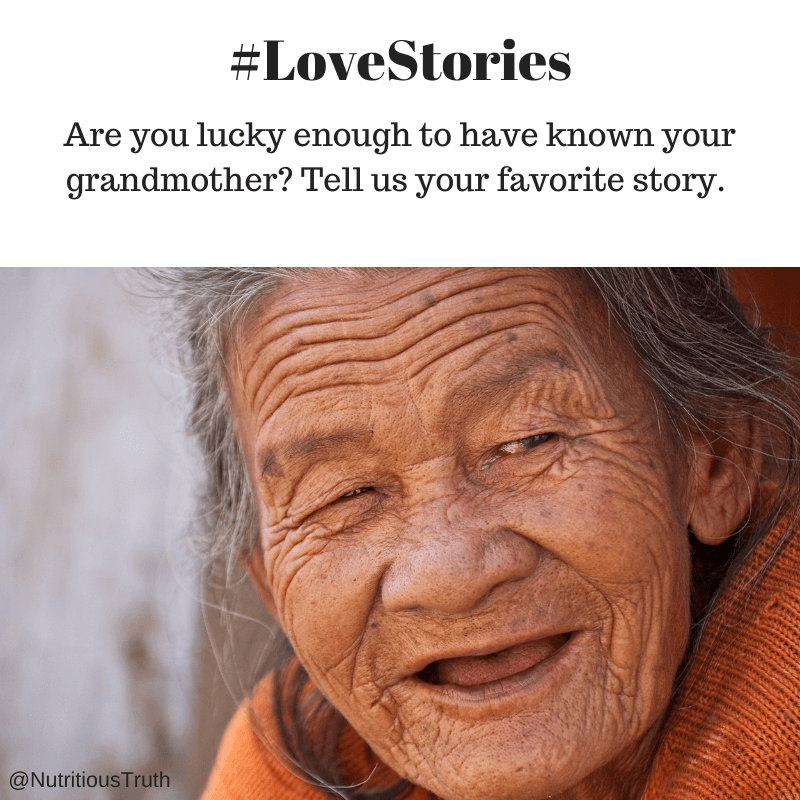 love stories for grandmothers