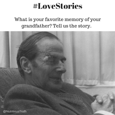 love stories for grandfathers