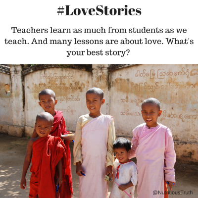 love stories for students