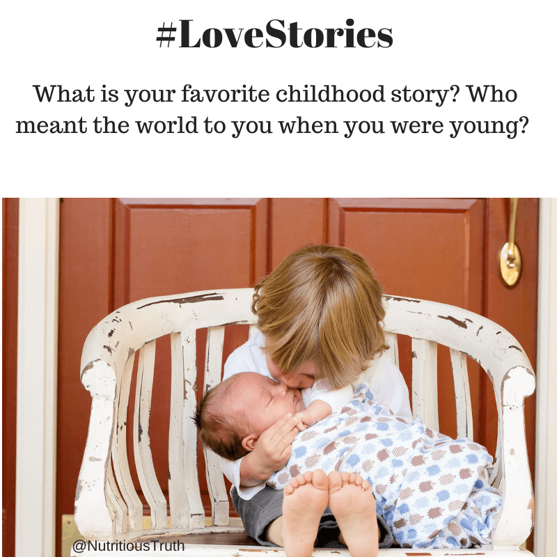 Love stories from your childhood