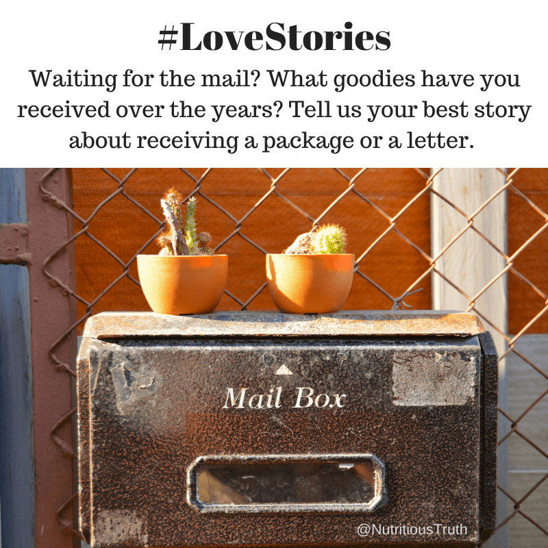 Love stories in the mail