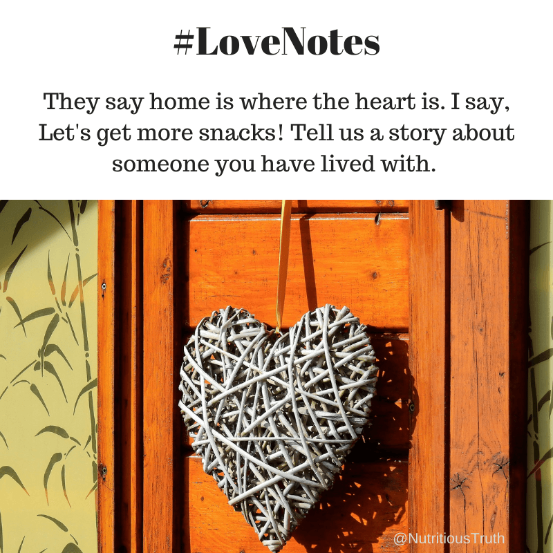 Love stories for home