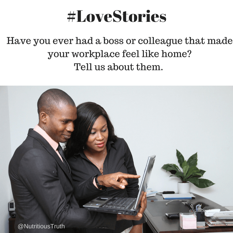 Love stories about colleagues