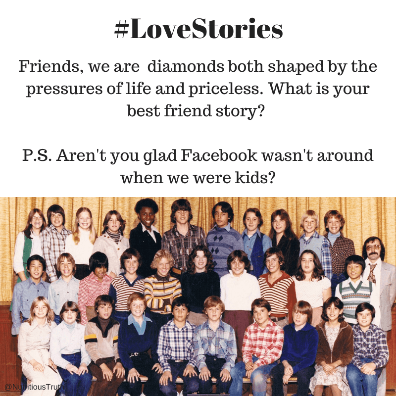 Love stories for childhood friends