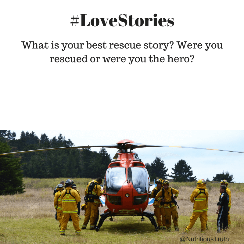 Love stories for emergency responders
