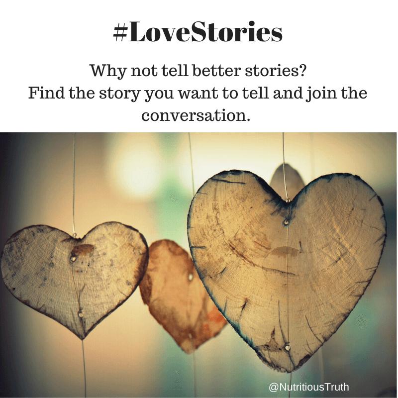 Loves stories for a better world